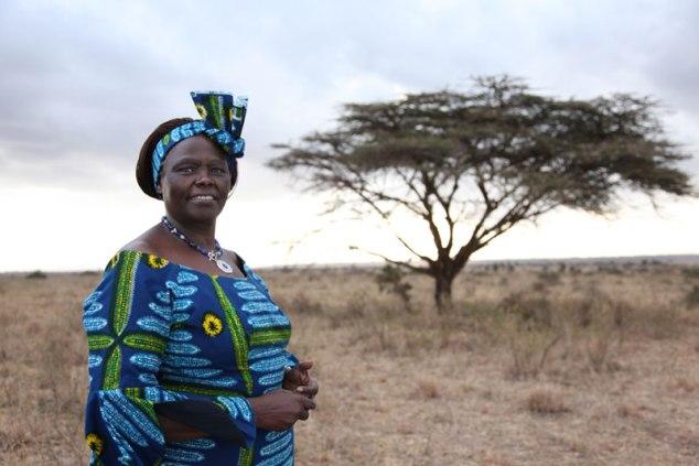 Wangari Maatha, Prix Nobel de la Paix