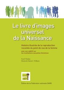 Livre d'Images universel de la Naissance, avec son additif sur les mutilations sexuelles féminines