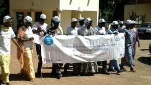 Caravane contre les mariages précoces, Mali
